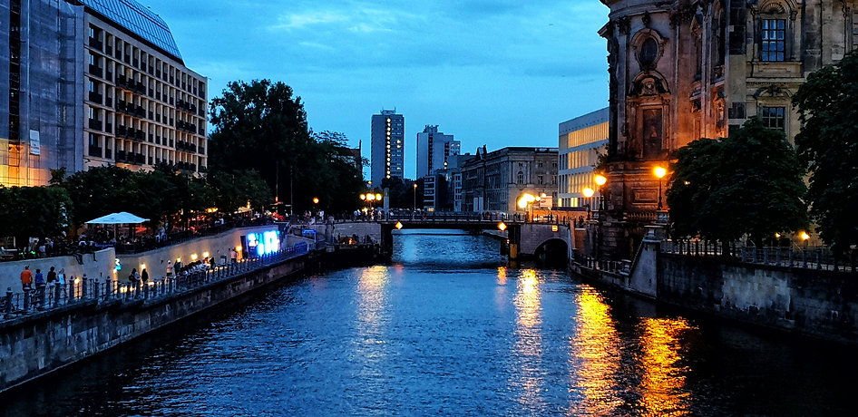 ночной берлин, ночная жизнь в берлине, к