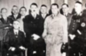 Гитлер, военный берлин, гид берлин, трет