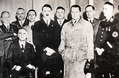 Гитлер, военный берлин, гид берлин