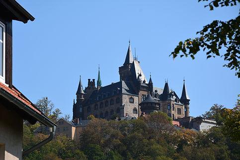 Замок Вернигероде, экскурсия по Вернигер