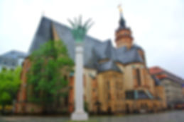 Лейпциг, экскурсия в Лейпциг, гид Лейпци