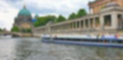 кораблик берлин, прогулка в берлине на к