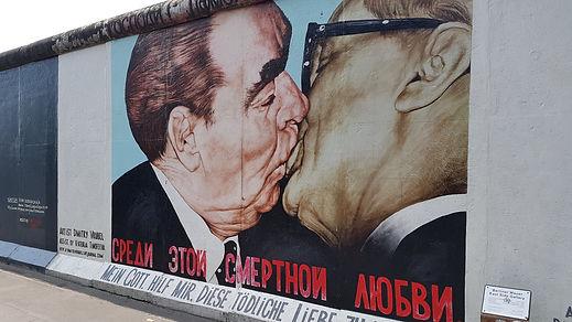 байк тур берлин, поцелуй брежнева, Кройц