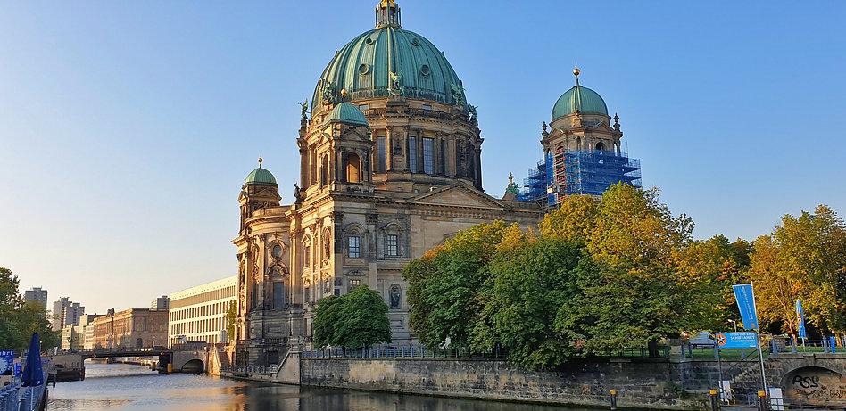 Экскурсии в Берлине и Потсдаме, гид в бе