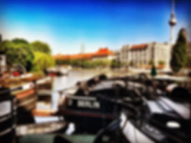 порт берлин, приключения на воде