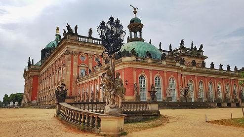 Выездная экскурсия из Берлина в Потсдам