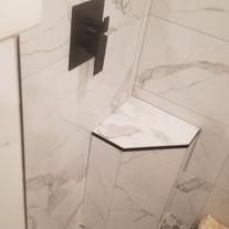 Shower Handle Black
