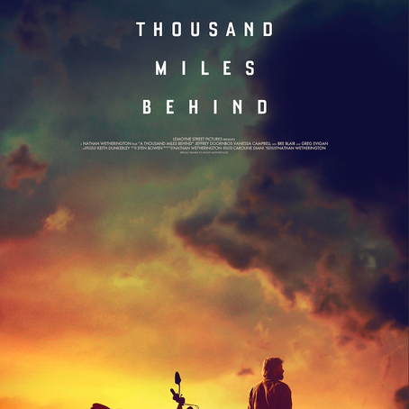 A Thousand Miles Behind motors to VOD JUNE 9th!
