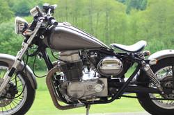 'Distinguished' Honda Rebel 125cc