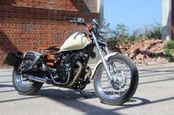 'Riviera' Honda Rebel 125cc 08