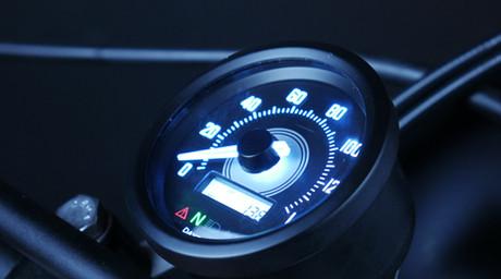 U.A.P BMW CUSTOM R80 TWINTHING