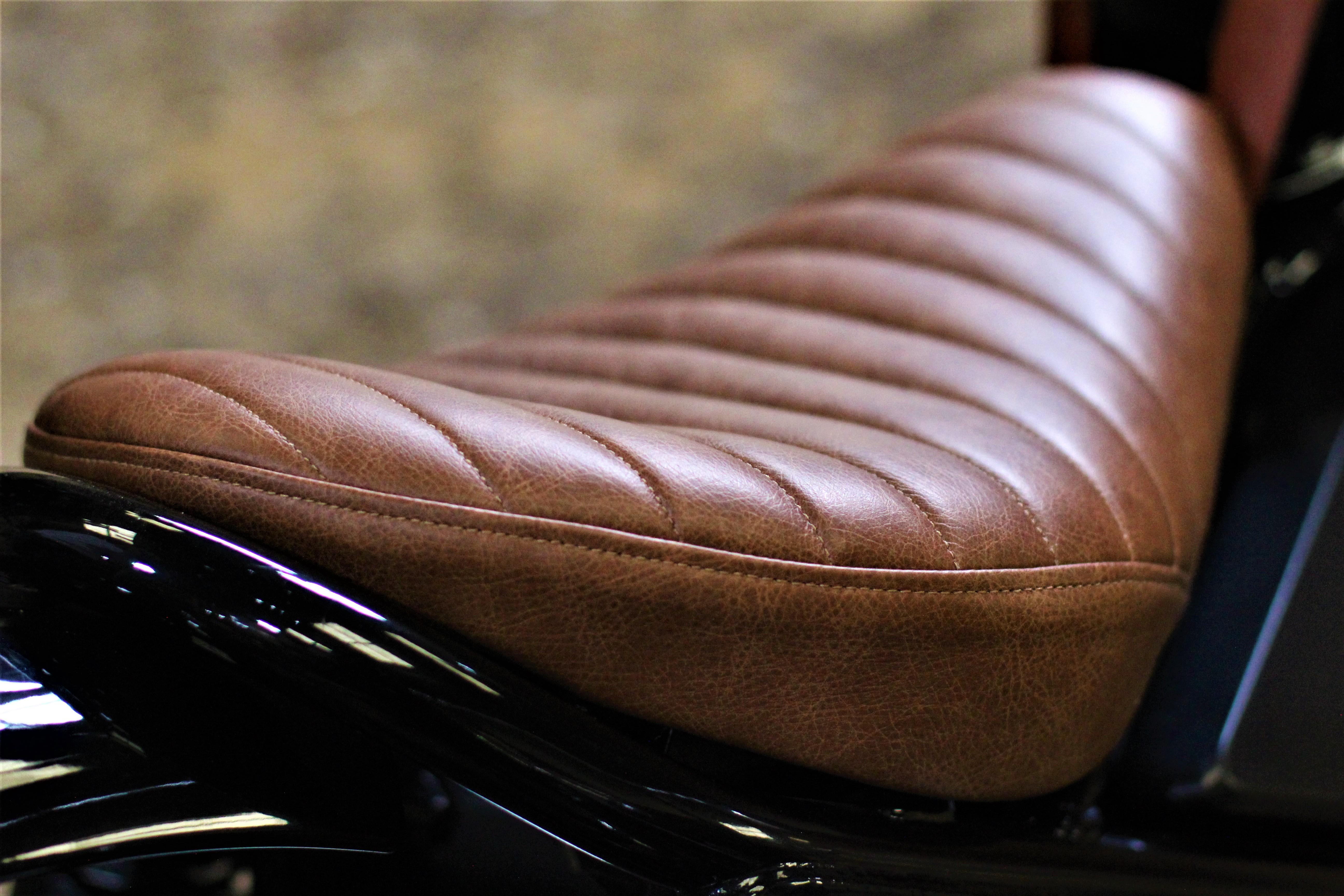 Honda CMX 500 seat