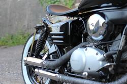 Black Hornet Honda VT125cc