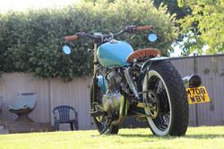 GULF Honda Rebel 125cc