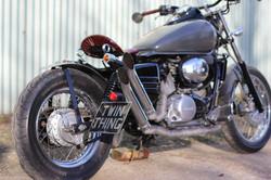 'Royal' Honda VT125cc