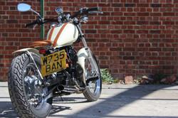 'Riviera' Honda Rebel 125cc 02
