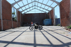 'Riviera' Honda Rebel 125cc 03