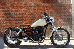 'Riviera' Honda Rebel 125cc 05