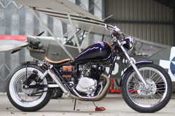 Jolly Bobber Honda Rebel 125cc