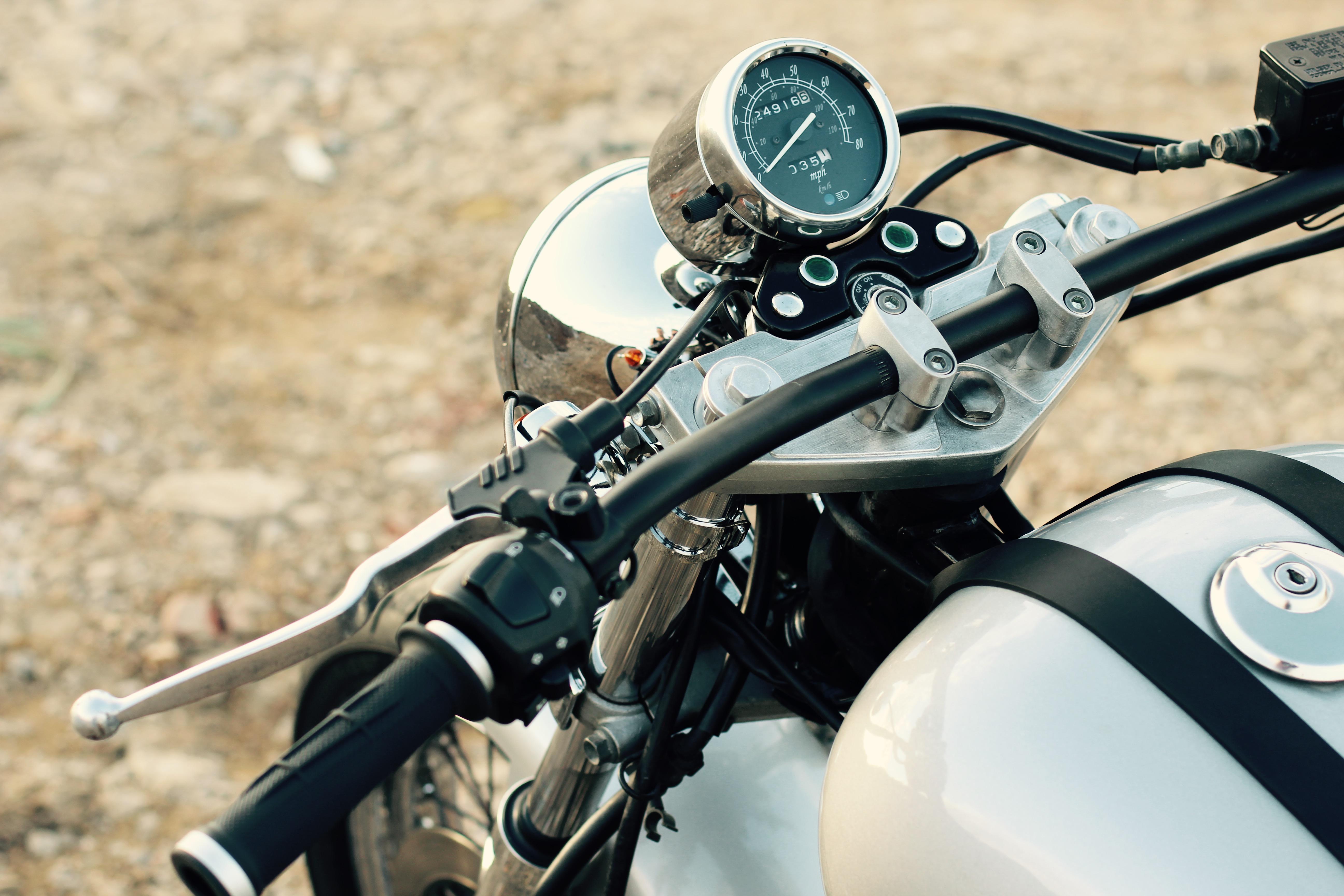 twinthing-2017 | 'Silver Bullet' Suzuki GZ125cc