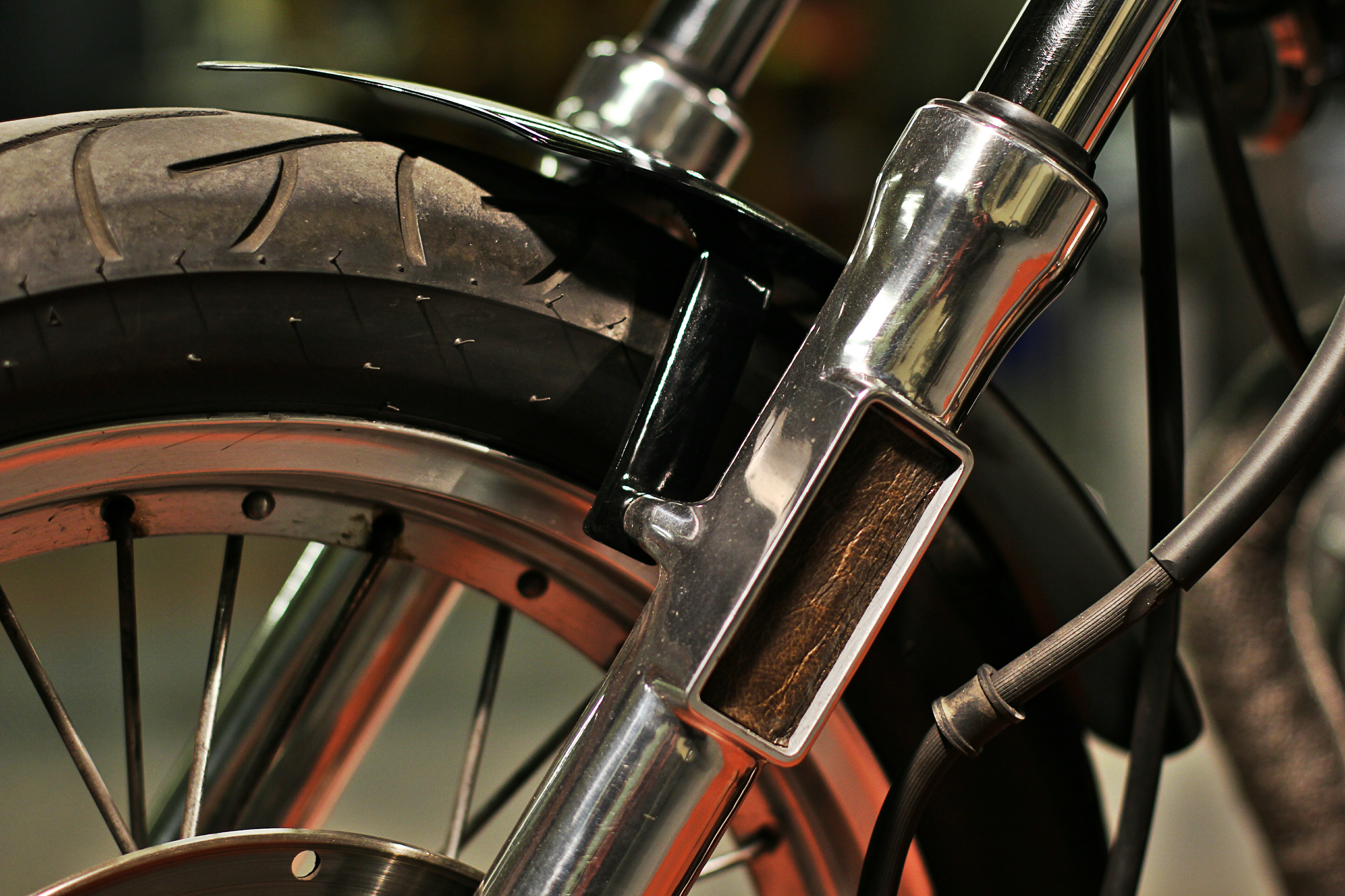 'Night Rider' Honda Rebel 450cc