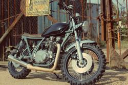 Kawasaki Z750cc