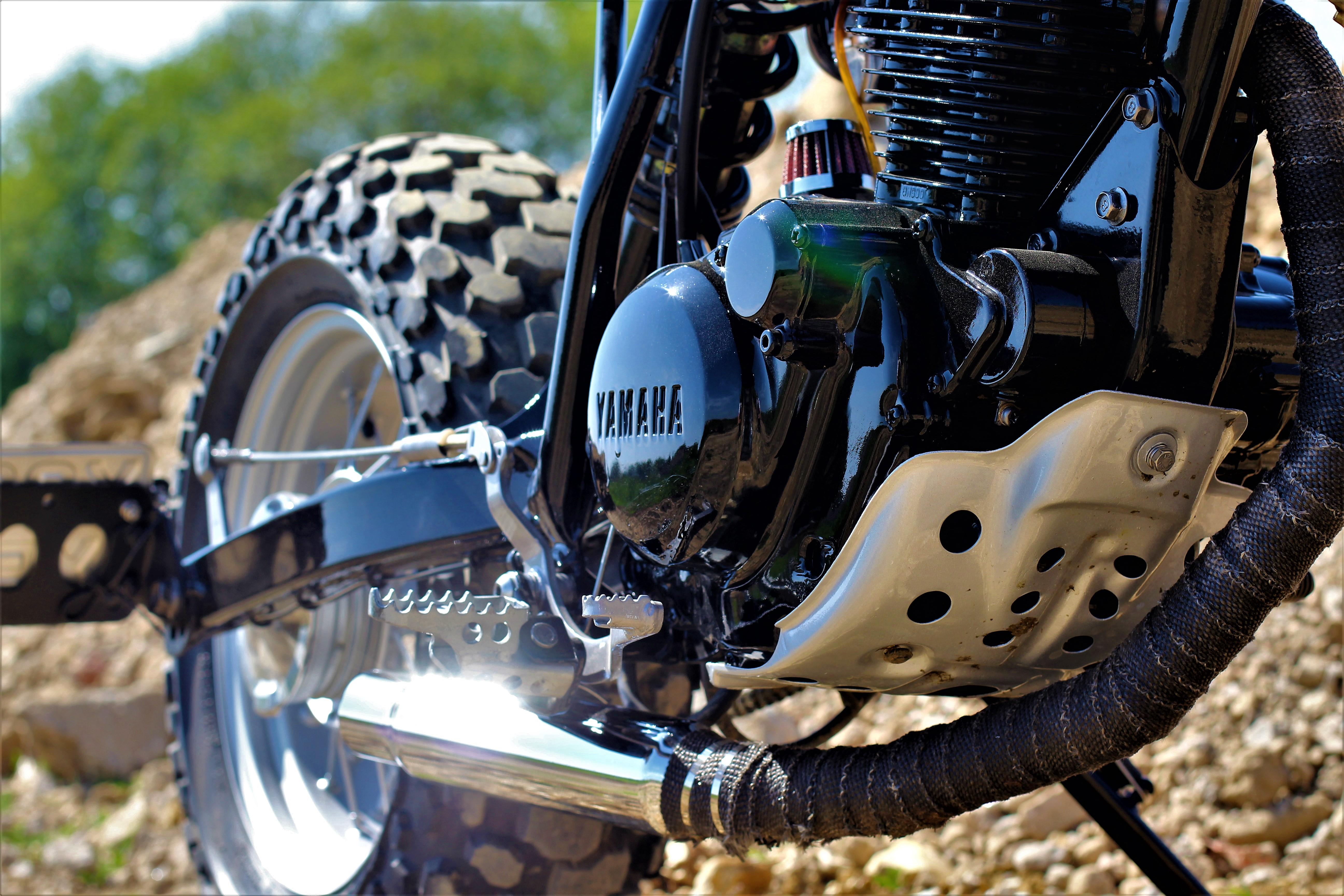 Lightning Yamaha TW 125cc
