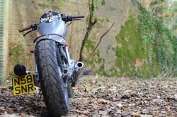 Rocketeer Honda Rebel 125cc