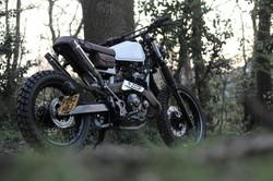 custom honda 650
