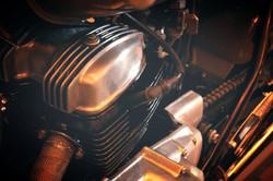 'Bond' Honda Rebel 125cc