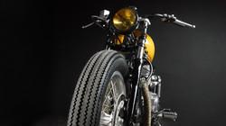 Custom honda rebel 450 twinthing 3