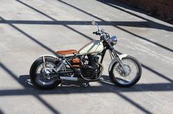 'Riviera' Honda Rebel 125cc 09