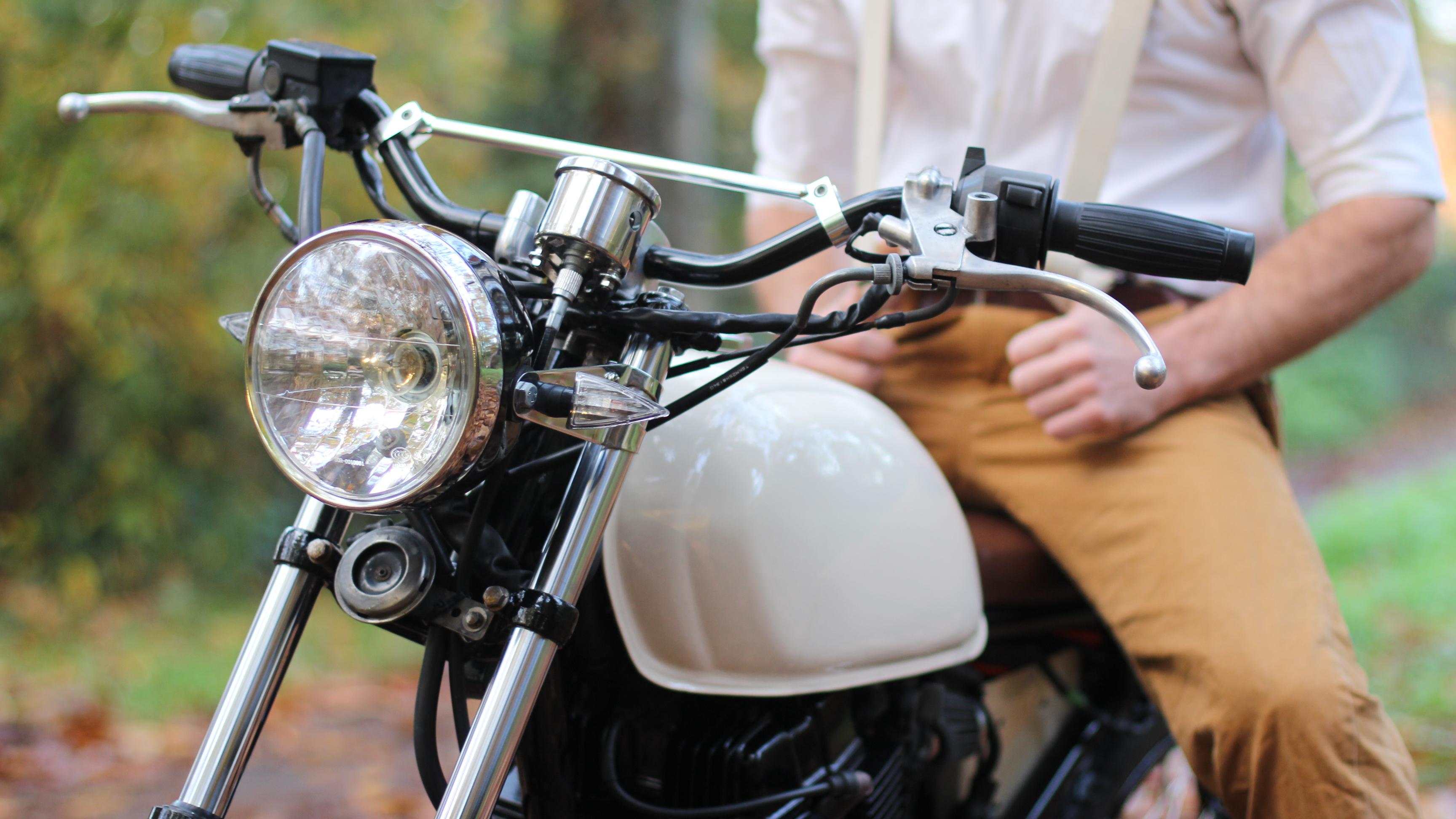 Honda CD250cc 07