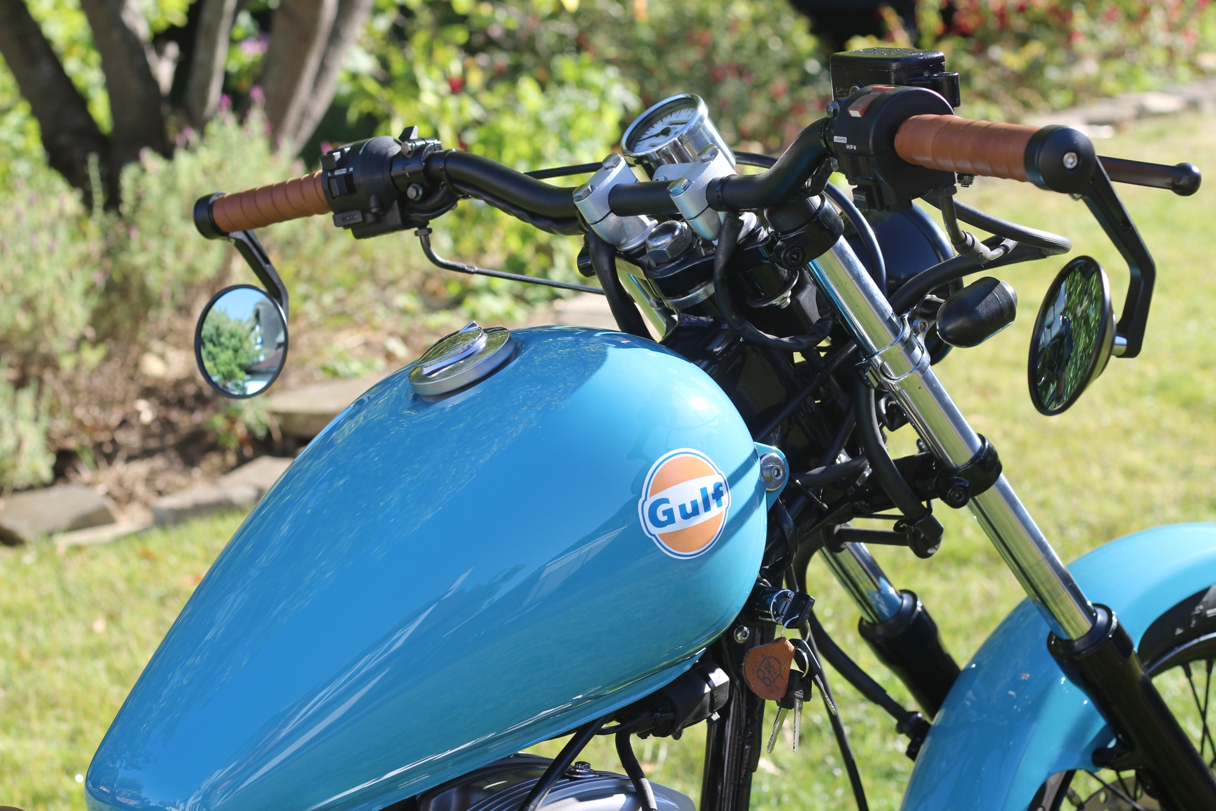 GULF Honda Rebel 125cc