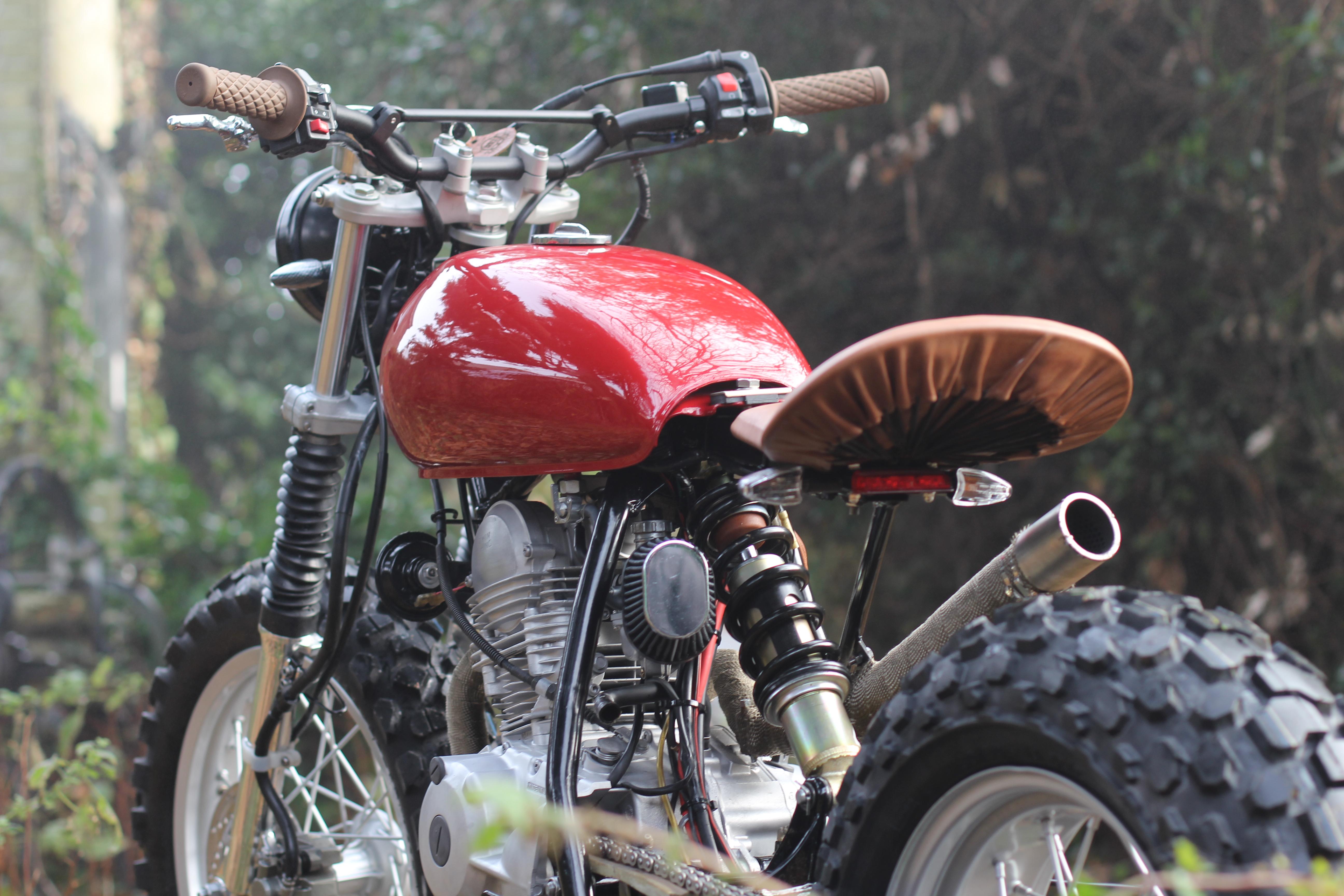 Yamaha TU125