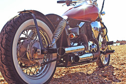 'Summer Bobber' Yamaha xvs125cc