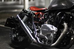 'Steel' Honda Rebel 125cc