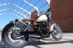 'Riviera' Honda Rebel 125cc 06