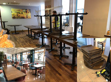 Installation Of Tables