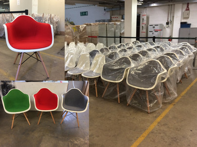 Shell Arm Chairs