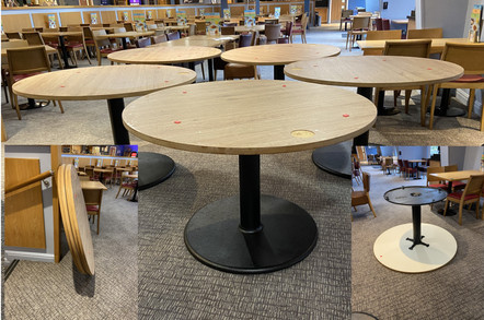 Assembly Of Tables