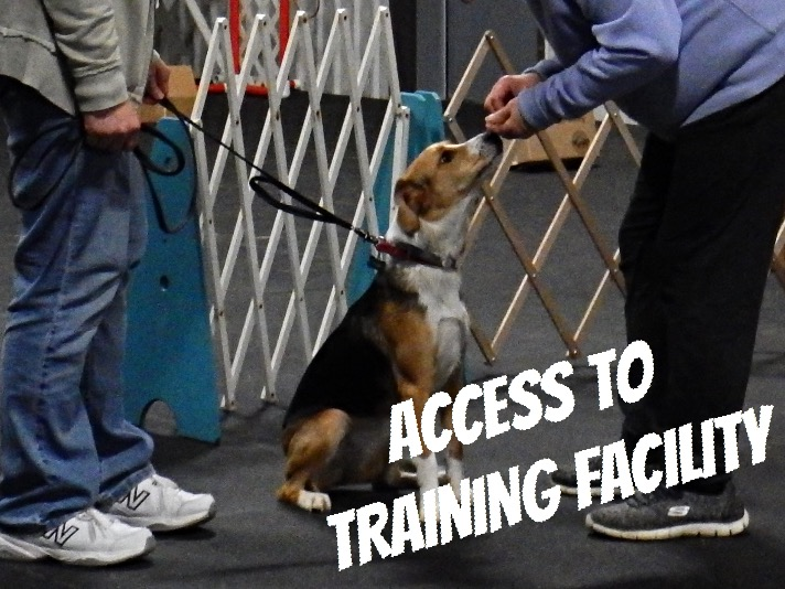 Access to training facility