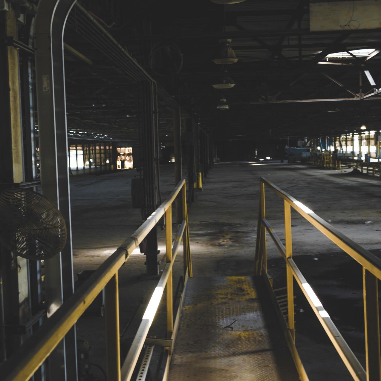 Abandoned Factory - Brunswick, GA-18