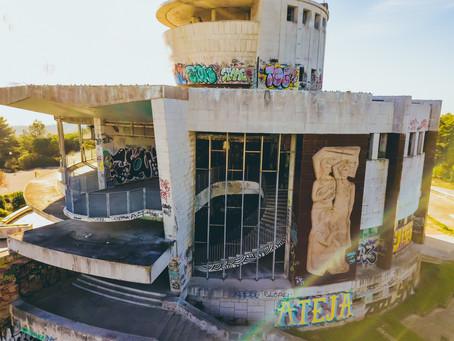 The Abandoned Panoramico De Monsanto - Portugal