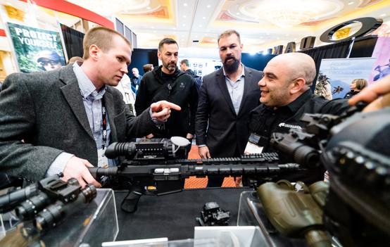 PRG Defense ShotShow 2019 - K Enagonio-3