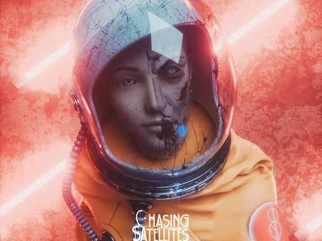 KTheFemaleScreamerReleasesNew EP SPLIT under Chasing Satellites