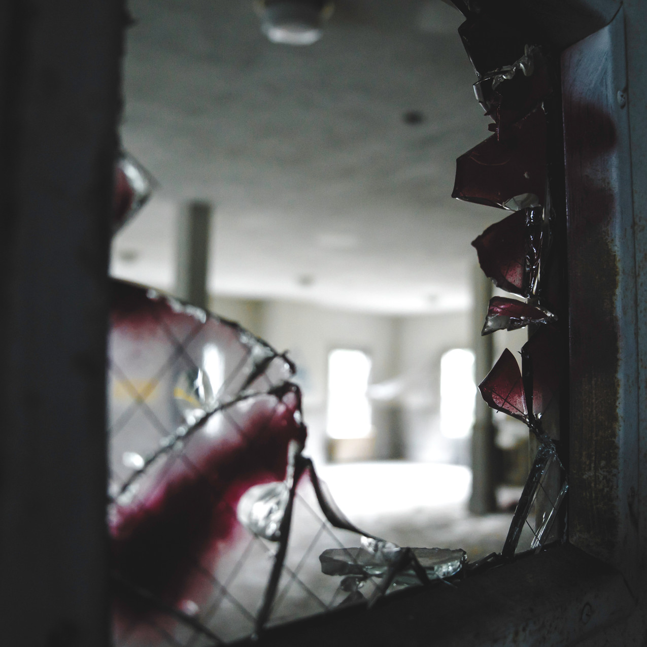 Abandoned Boys Prison - Charlotte, NC-7