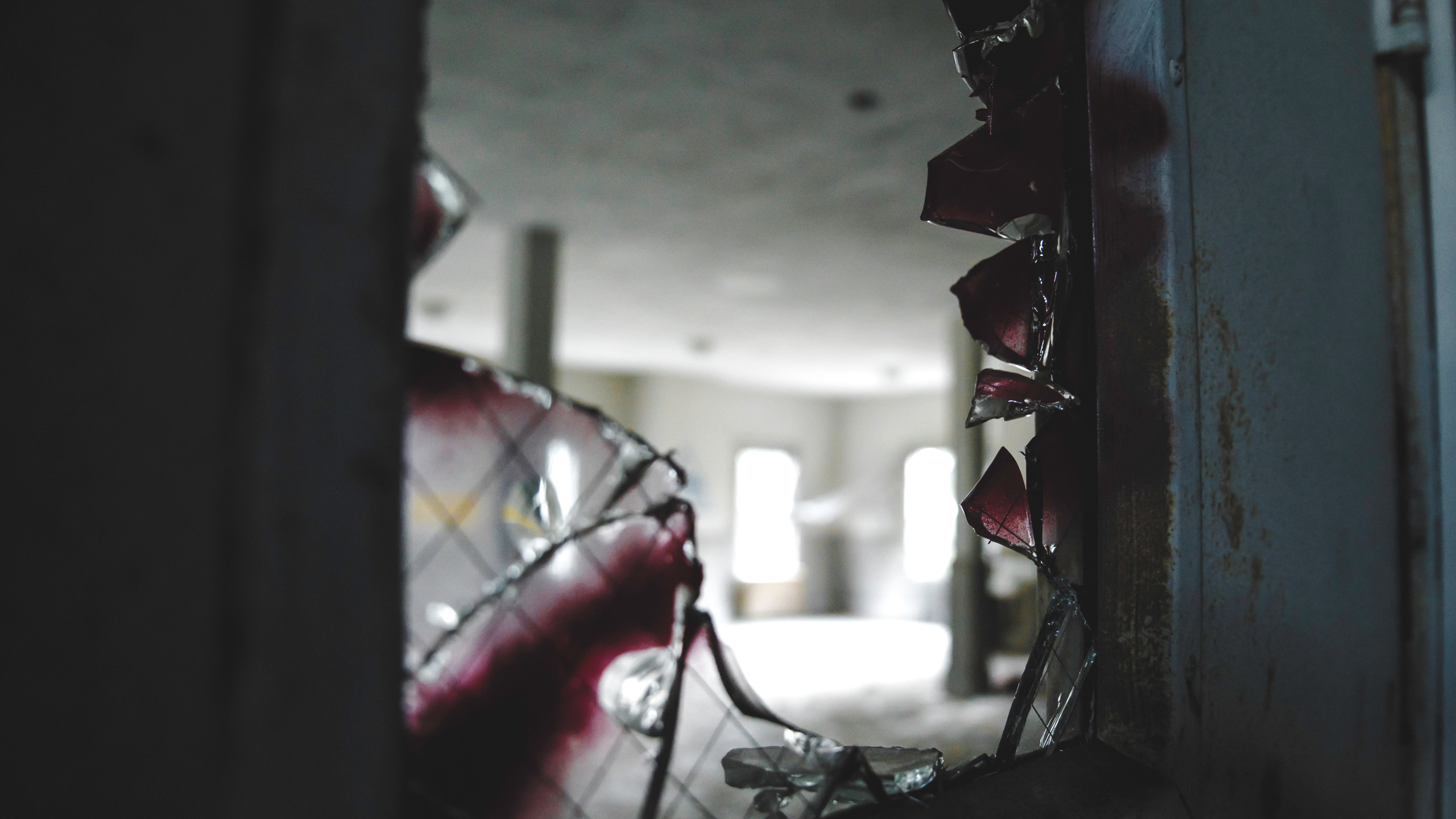 Abandoned Boys Prison - Charlotte, NC-7.