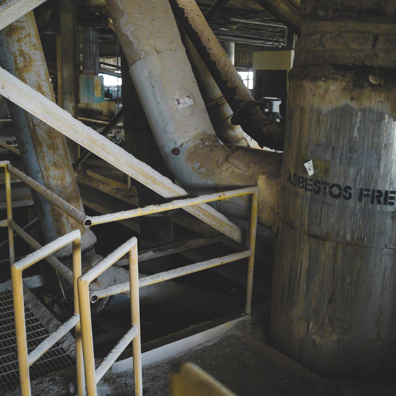 Abandoned Factory - Brunswick, GA-24