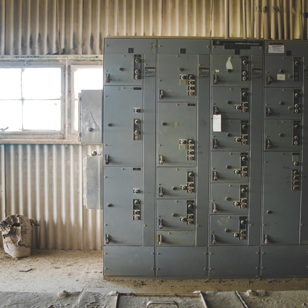 Abandoned Factory - Brunswick, GA-27